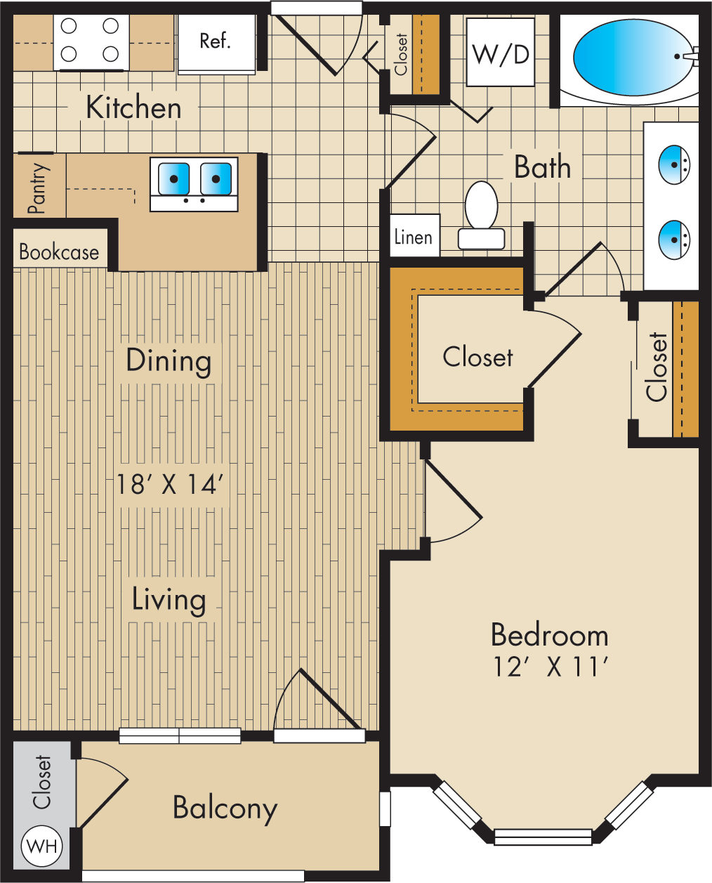Post Oak Park Apartments Phase Ii